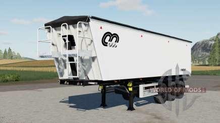 Menci SA 850 Ɽ para Farming Simulator 2017