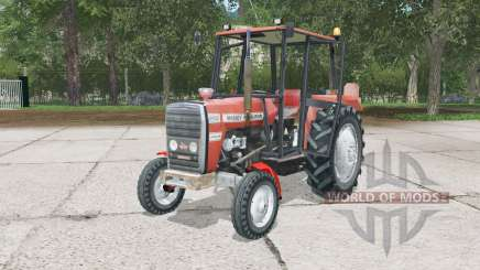 Massey Ferguson 25ⴝ para Farming Simulator 2015