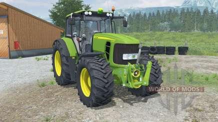 A John Deere 75ვ0 para Farming Simulator 2013