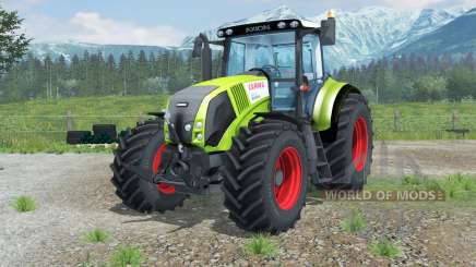 Claas Axion 8Ձ0 para Farming Simulator 2013
