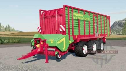 Strautmann Tera-Vitesse CFS 5201 DO bugfix para Farming Simulator 2017