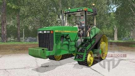 A John Deere 8400Ƭ para Farming Simulator 2015