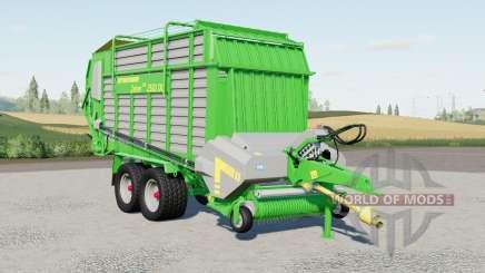 Strautmann Zelon CFS 2501 DꝌ para Farming Simulator 2017