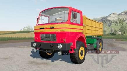 Csepel D754 para Farming Simulator 2017