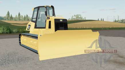 Caterpillar D6K para Farming Simulator 2017