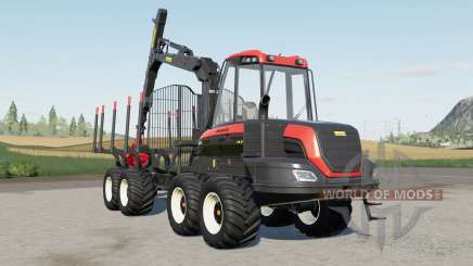 Ponsse Buffalø para Farming Simulator 2017