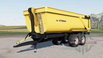 La Littorale C 2Ꝝ0 para Farming Simulator 2017
