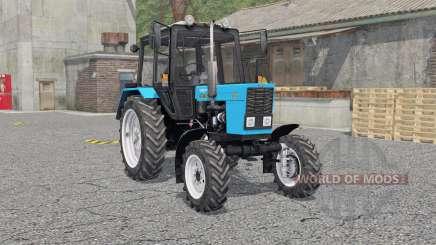 MTZ-82.1 Беларуꞇ para Farming Simulator 2017