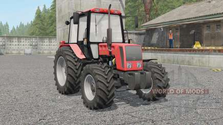 MTZ-826 Беларуƈ para Farming Simulator 2017