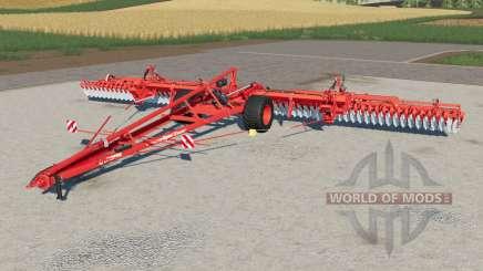 Lemken Gigant 12S-1600 Heliodor 9 para Farming Simulator 2017