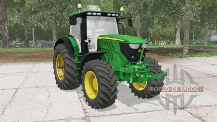 A John Deere 6210Ɍ para Farming Simulator 2015