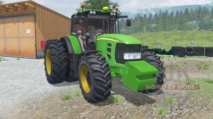 A John Deere 7530 Premiuɱ para Farming Simulator 2013