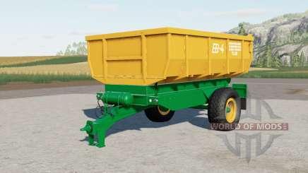 Hodgep EB-4 para Farming Simulator 2017
