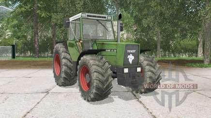 Fendt Favorit 611 LSA Turbomatik Tem para Farming Simulator 2015