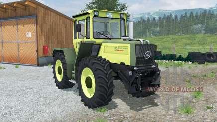 Mercedes-Benz Trac 1400 Turbo Intercooler para Farming Simulator 2013