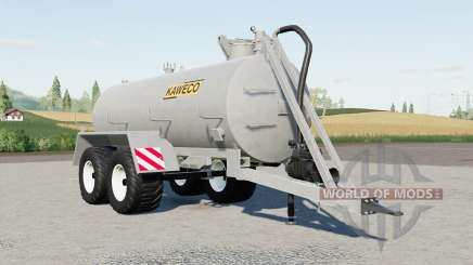 Kaweco Slurry Tanker para Farming Simulator 2017