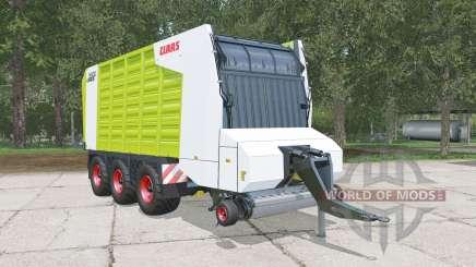 Claas Cargas 9ⴝ00 para Farming Simulator 2015