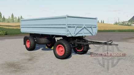 O progresso HⱲ 80 para Farming Simulator 2017