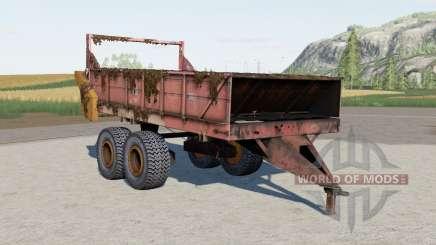 PRT-10 para Farming Simulator 2017