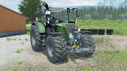 Fendt 718 Variꝍ para Farming Simulator 2013