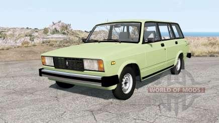 VAZ-2104 Lada para BeamNG Drive
