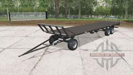 Fliegl DPW 1৪0 para Farming Simulator 2015