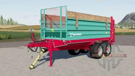 Farmtech Superfex 1200 para Farming Simulator 2017