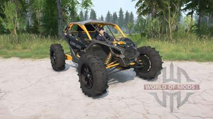 Can-Am Maverick X3 XRS para MudRunner