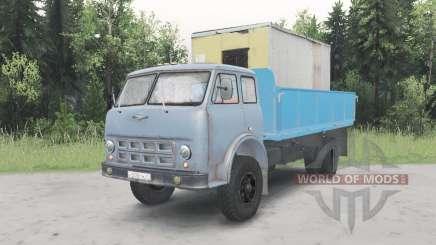 MAZ-500A para Spin Tires