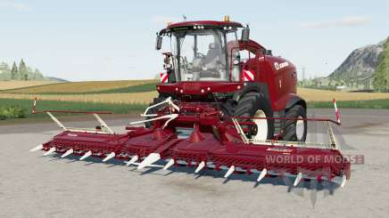 Krone Grande Ӿ 1180 para Farming Simulator 2017