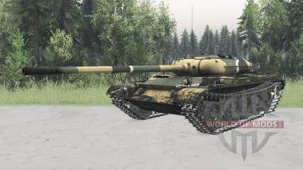 O T-54 para Spin Tires
