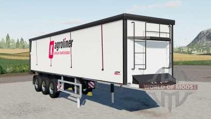 Kroger Agroliner SRB3-3ⴝ para Farming Simulator 2017