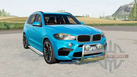 BMW X5 M (F85) 201ƽ para Farming Simulator 2017