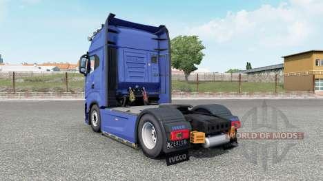 Iveco S-Way NP S460 2019 para Euro Truck Simulator 2