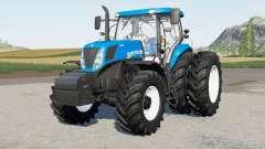 A New Holland T7.245〡T7.260〡T7.270 para Farming Simulator 2017