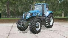 Novo Hollanɗ T8.320 para Farming Simulator 2015
