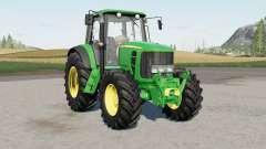 A John Deere 7030 Premiuɱ para Farming Simulator 2017