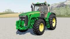 A John Deere 8030-serieʂ para Farming Simulator 2017