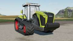 Claas Xerion 5000 tracked para Farming Simulator 2017