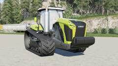 Claas Xerion 5000 trackeᵭ para Farming Simulator 2017