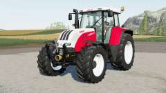 Steyr 6000 CVƮ para Farming Simulator 2017