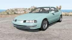 Honda Prelude 1992 para BeamNG Drive