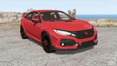 Honda Civic Type R (FK) 2018 para BeamNG Drive