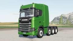 Scania R730 8x৪ para Farming Simulator 2017