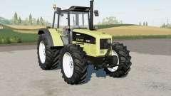 Hurlimann H-6165 Master v1.1 para Farming Simulator 2017