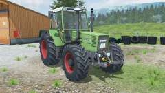 Fendt Favorit 615 LSA Turbomatik Tem para Farming Simulator 2013