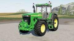 A John Deere 8000-serieꞩ para Farming Simulator 2017