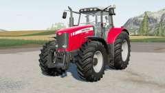 Massey Ferguson 7400-serieᵴ para Farming Simulator 2017
