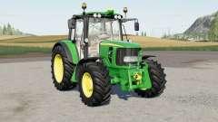 A John Deere 6030 Premiuɱ para Farming Simulator 2017