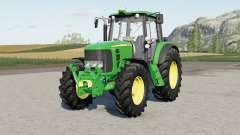 A John Deere 6030 Premiuᵯ para Farming Simulator 2017